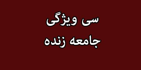 سی ویژگی جامعه زنده دکتر محمود سریع القلم